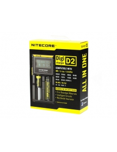 Зарядное устройство Nitecore SYSMAX Intellicharger D2