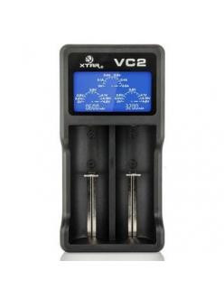 Интеллектуальное зарядное устройство Xtar VC2