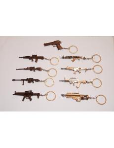 Брелки оружие